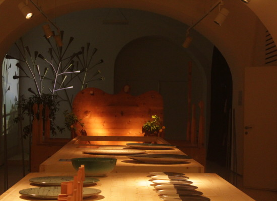 Ugo Marano al Plart, una collezione privata