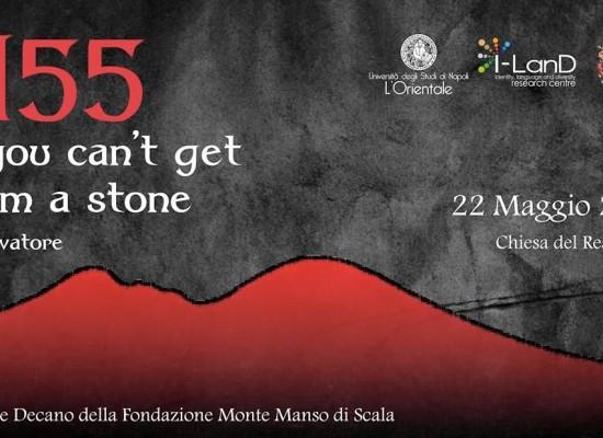 """Chiesa Monte Manso di Scala, Marsha De Salvatore in scena con """"DM55 non si può cavare il sangue da una rapa"""""""