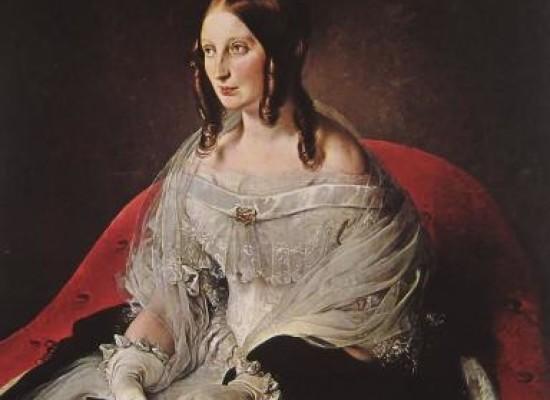 Museo di San Martino, un Te con la principessa di Sant'Antimo