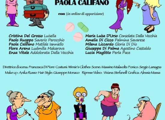 Teatro Totò, A Tutto c'è rimedio, il ritorno di Paola Califano