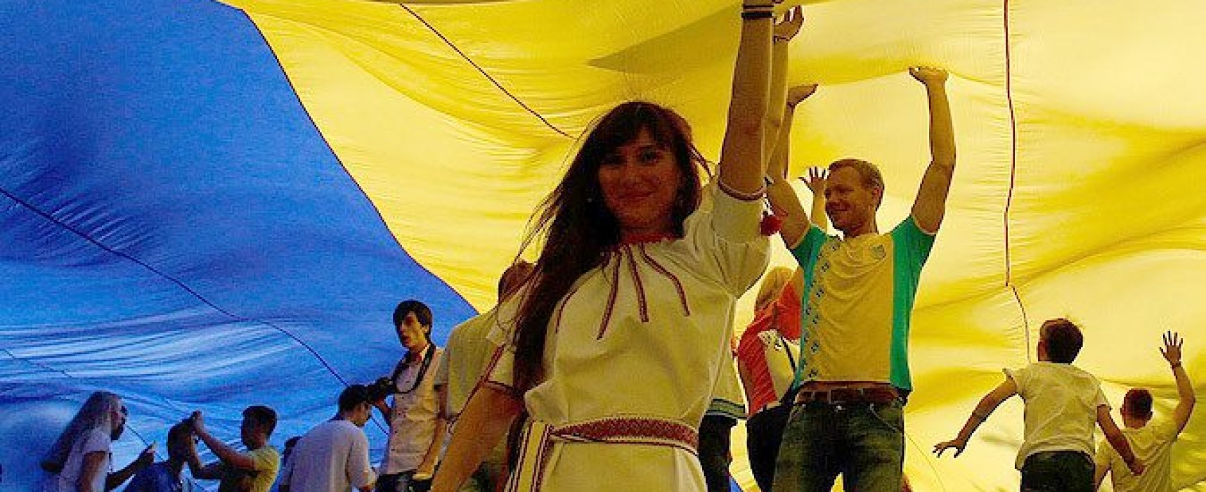 Ucraina direzione Napoli, ai bambini con amore
