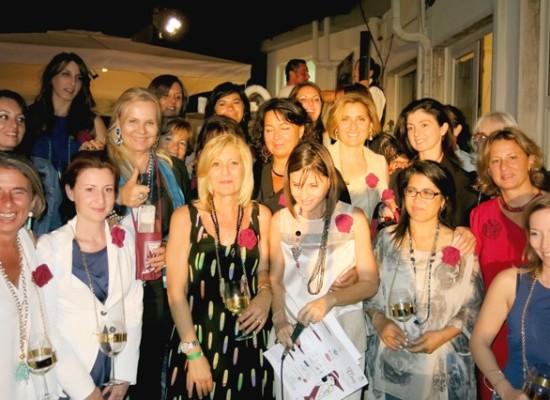 Prefetto Maria Gerarda Pantalone premio Donna del Fare 2015