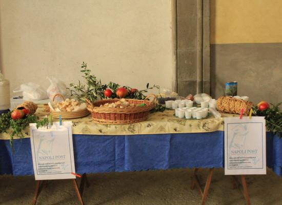 Sant'Aniello a Caponapoli, OlioFoodArt, infodegustazioni di Eccellenze e Arte
