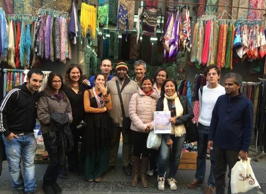 Migranti, a Napoli guide turistiche per tour nei 'loro' quartieri
