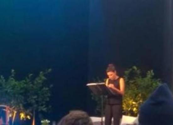 Radio, le letture di Valeria Solarino