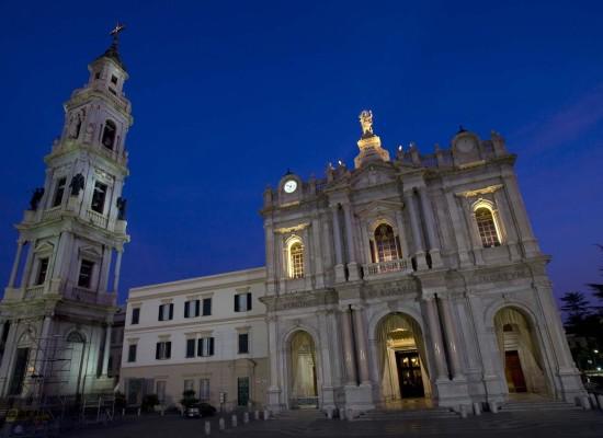 Santuario Pompei, ritornano i tour notturni