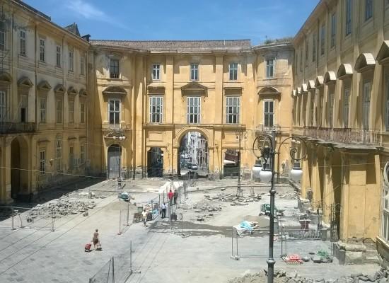 Reggia di Portici, nuovo Museo Archeologico, appello del sindaco Marrone