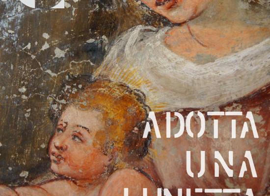 Chiostro Santa Caterina a Formiello, adotta una lunetta per restauro affreschi '500