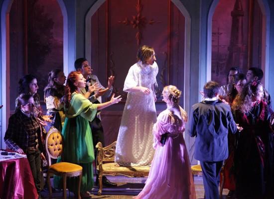 Teatro, sei giorni di classici con l'Accademia Vesuviana