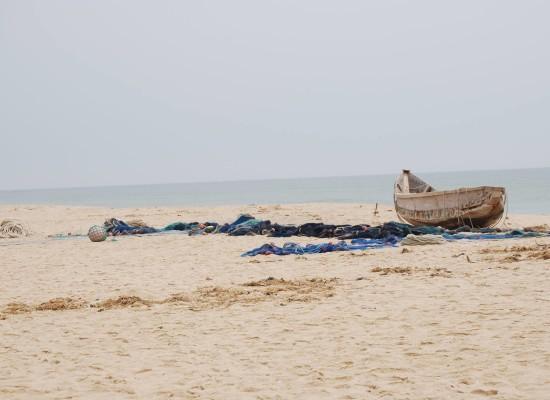 Wild Camp Ghana, un villaggio di pescatori apre ai turisti, l'idea di una napoletana e un ghanese