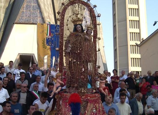 A Visciano si festeggia la Madonna che si svelò sotto albero di Carpine