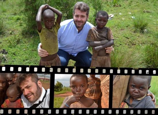 Da Boscotrecase solidarietà per bambini Burundi