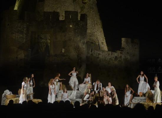 Parco Archeologico Velia, in scena il Teatro archeologico, tutto il programma di Velia Teatro 2015