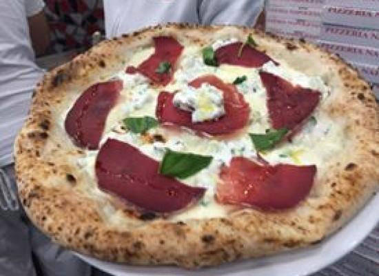 Leggera, la Pizza di Ferragosto by Errico Porzio