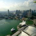 Il verde e i tanti colori di Singapore