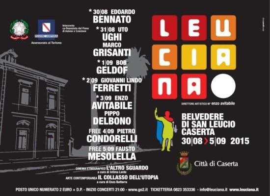 Leuciana Festival tra rock e classica