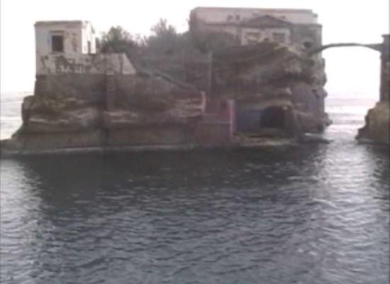 Alla scoperta della grotta di Seiano tra i resti della villa di Pollione