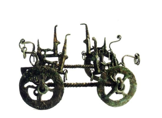 Ferragosto con l'Arte, Museo Valle del Sarno, espone per la prima volta la tomba con il carrello