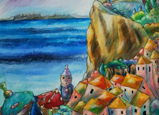 Paolo de Santi, il pittore dei sogni