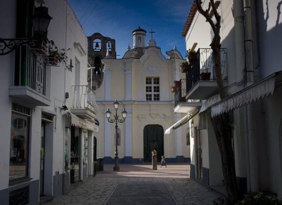 Capri, passeggiando alla scoperta delle chiese