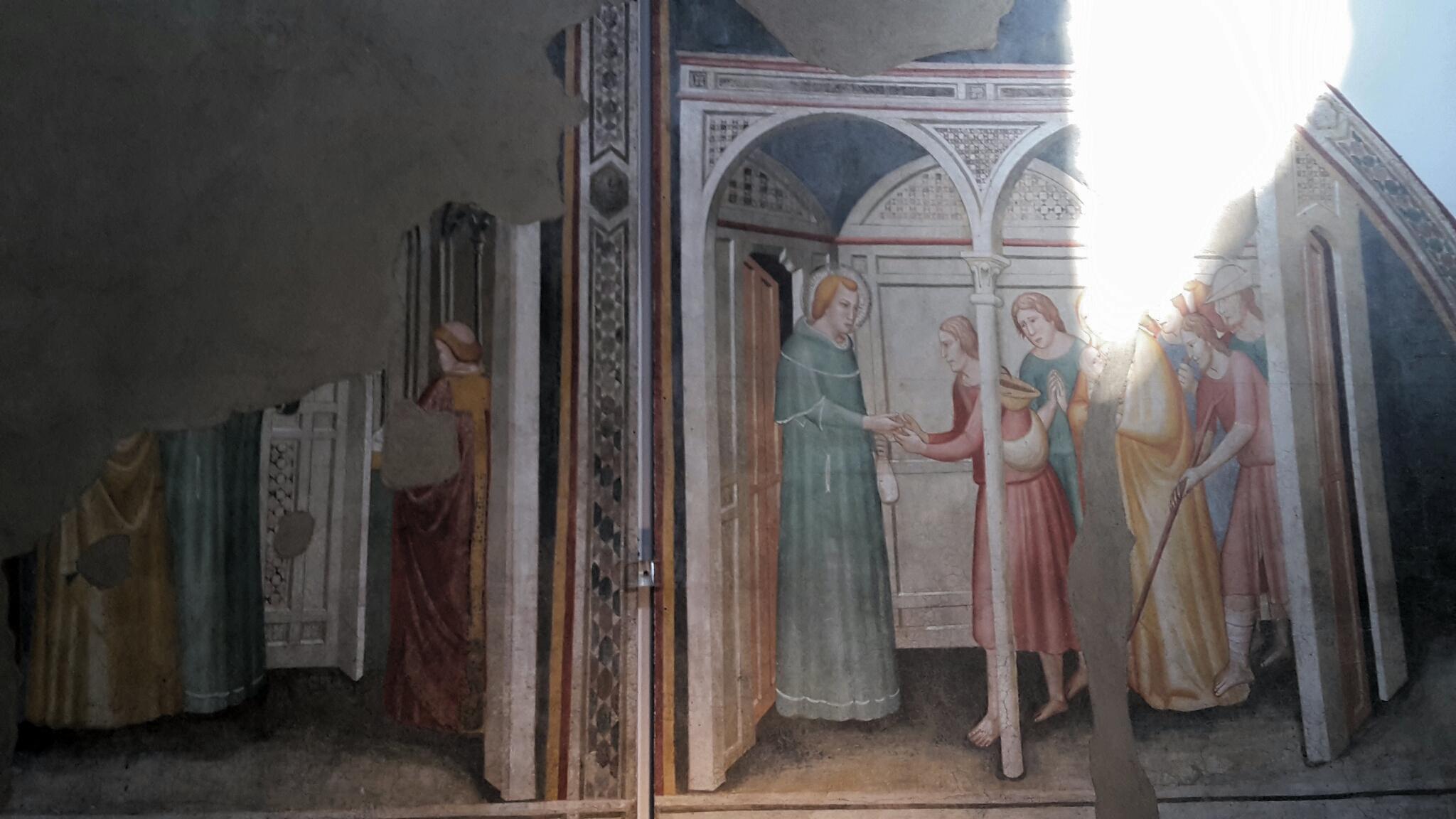 Soggiorno Di Giotto A Napoli : Giotto fa tappa a Napoli e Teano, sei ...