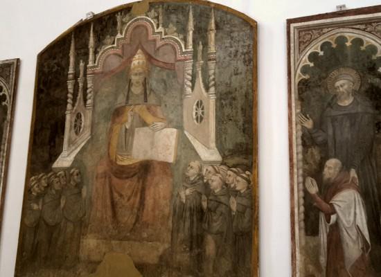 Giotto fa tappa a Napoli e Teano, sei itinerari da riscoprire