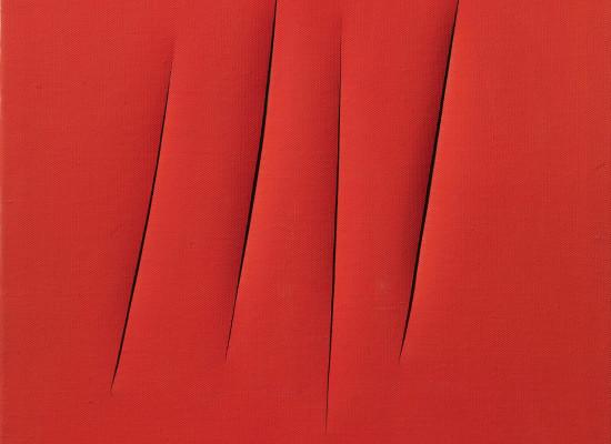 Tornabuoni Art a Londra con una personale di Lucio Fontana