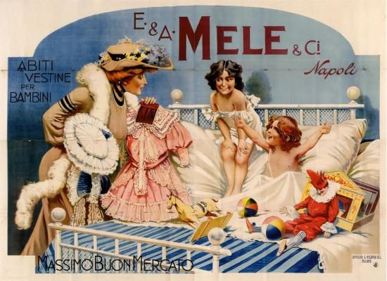 Parigi, in mostra i Mele, i Grandi Magazzini italiani