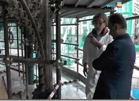 Cassa Armonica, il cantiere di restauro aperto al pubblico ogni primo sabato