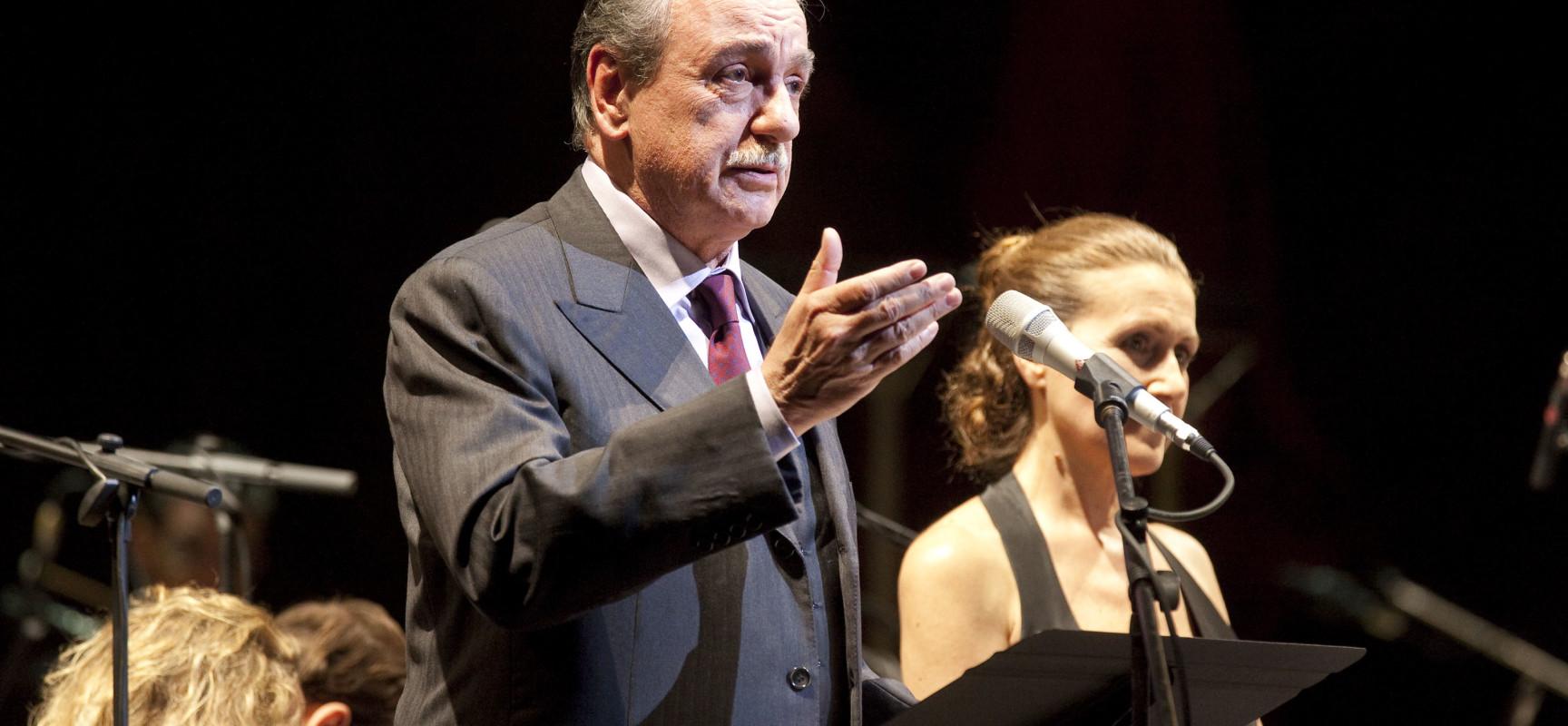 Teatro di San Carlo ricorda Luca De Filippo
