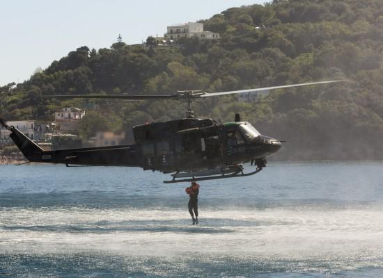 Emergenza in mare? No esercitazioni Aeronautica e Guardia Costiera