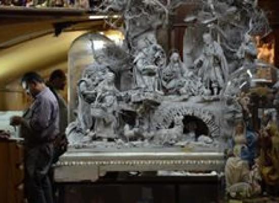 Natale 2015, San Gregorio Armeno tra presepi antichi e contemporanei
