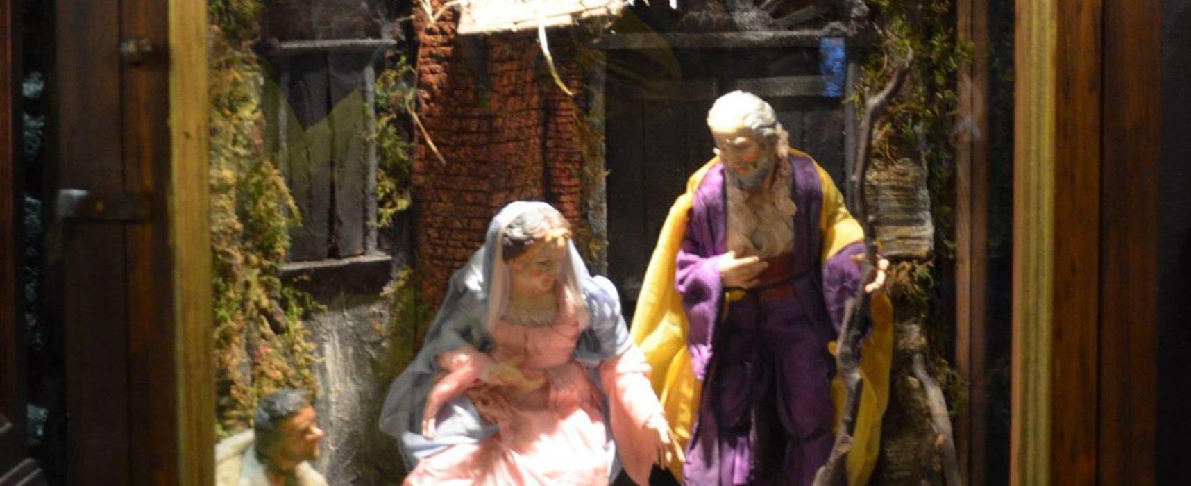 San Gregorio Armeno, apre la Fiera di Natale