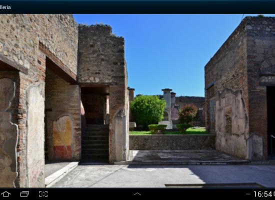 Pompei, Domus Marco Lucrezio chiusa per lavori