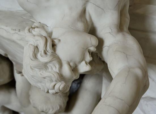 Museo di Capodimonte, La caduta dei giganti, ritorna restaurata