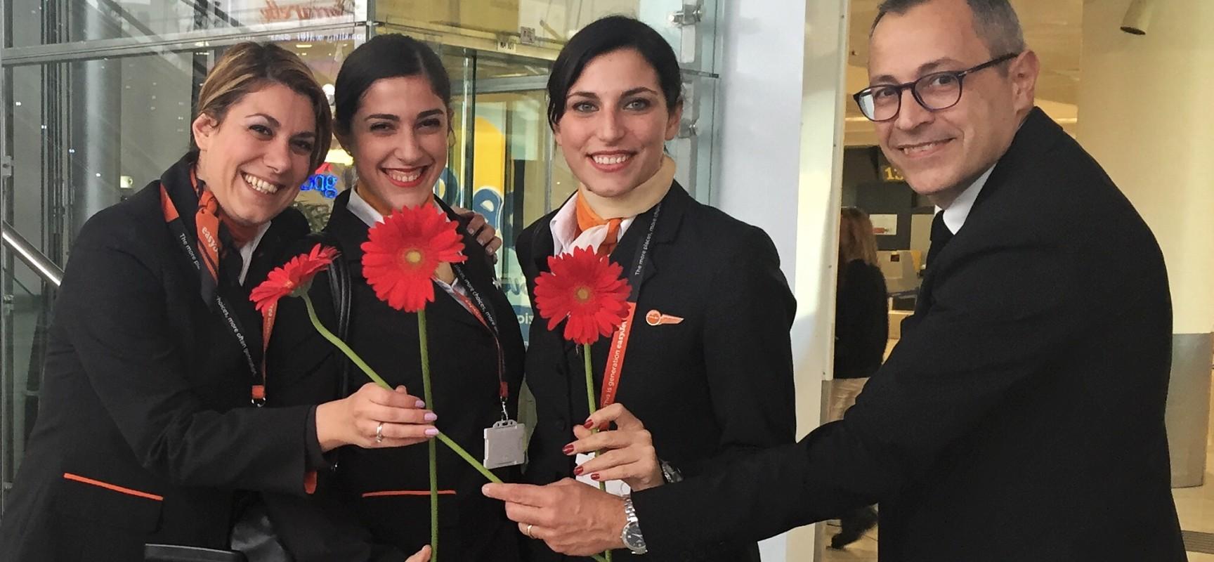 Giornata gentilezza, Napoli celebra Airport Helper