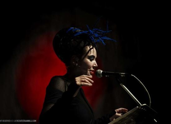 Sabina Guzzanti il ritorno a teatro