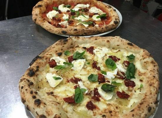 Pizza Made in Terronia, la sfida di Porzio