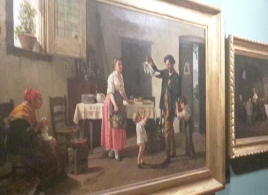 Ottocento,  69 tesori in mostra