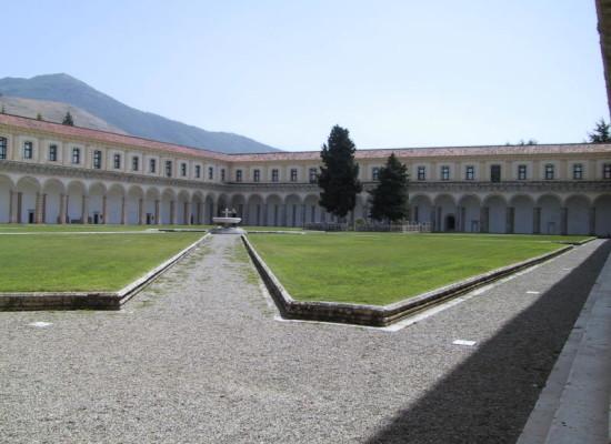 Certosa di Padula, cercasi artista per renderla accessibile