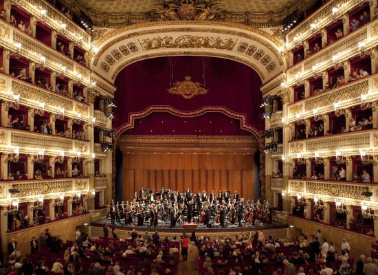 San Carlo bando per entrare a far parte dell'Orchestra Academy
