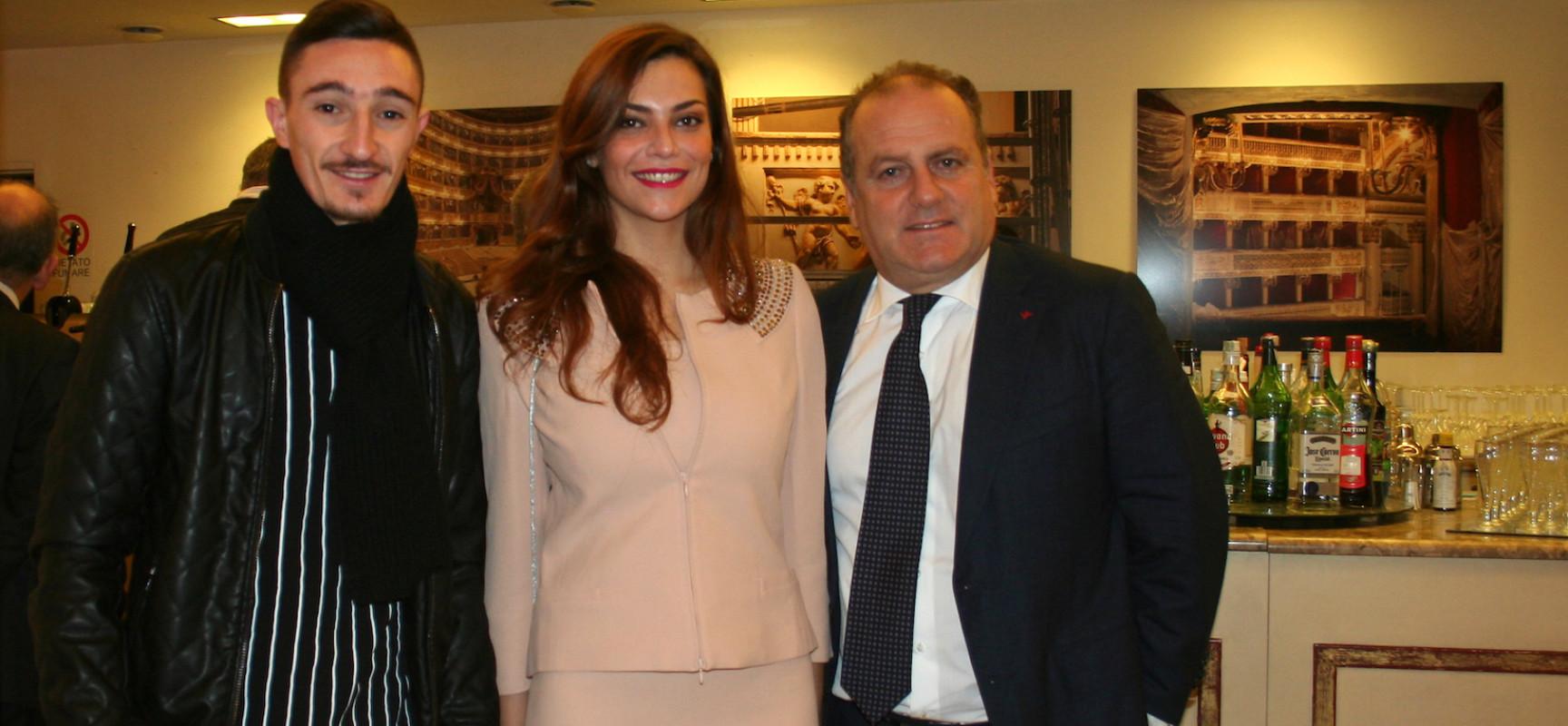 Capri, Hollywood omaggio a Luca De Filippo