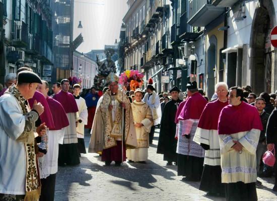 San Paolo deve ritornare ad Aversa, appello al Vescovo