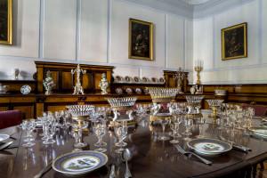 Museo Pignatelli-sala da pranzo