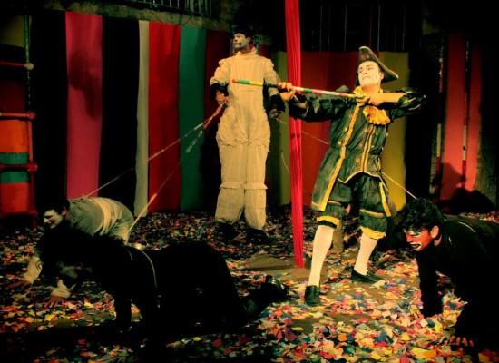 Natale a teatro con Razzullo e Sarchiapone