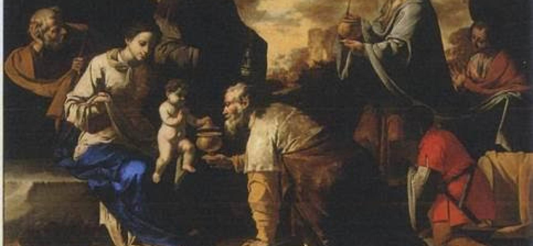 Roma mostra pittura napoletana