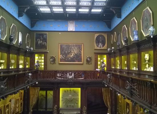 Museo Filangieri con sala Agata scrigno ritrovato SOS per fondi europei