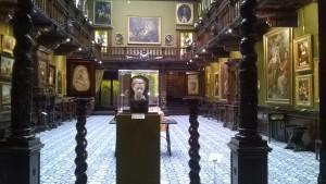 Sala Agata restaurata