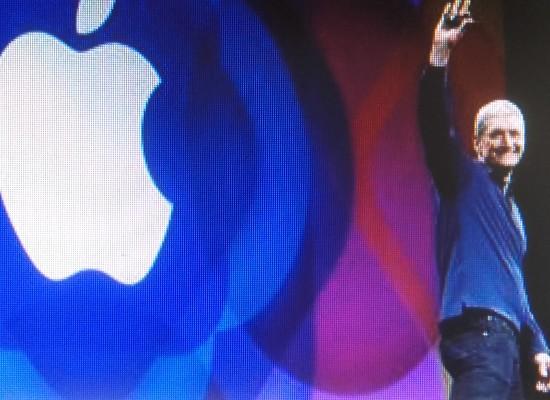Apple investe su Napoli, annuncio di Matteo Renzi