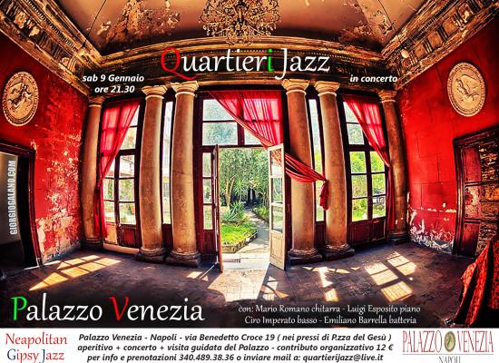 Palazzo Venezia, in viaggio con la musica